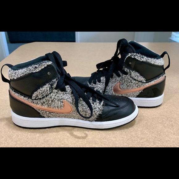 Air Jordan Retro High Gs Fleece Youth